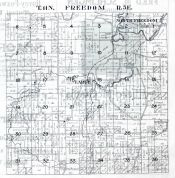 Township 11. N., Range 5 E. - Larue, North Freedom, Sauk County 1921
